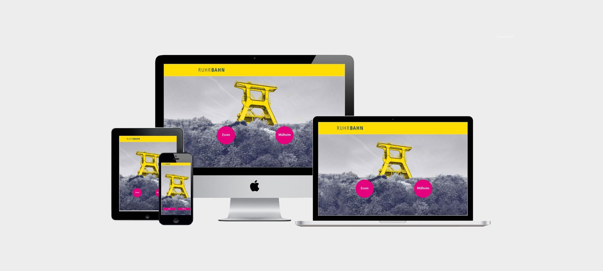 Webseite Relaunch Ruhrbahn
