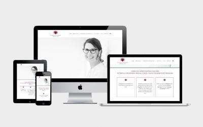 Webseite und CD für Dr. Annette Oschmann