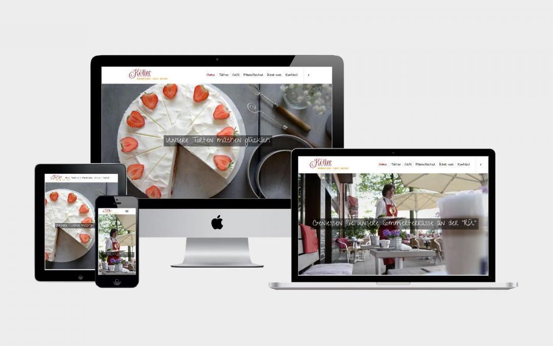 Genuss sichtbar machen – Relaunch Café Kötter