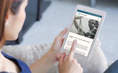 Corporate Re-Design und neue Webseite für Delgmann + Partner